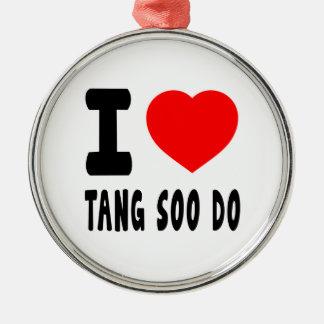 Amo Tang Soo hago Ornaments Para Arbol De Navidad