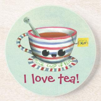 Amo té posavaso para bebida