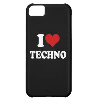 Amo Techno Funda Para iPhone 5C