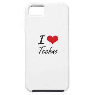 Amo TECHNO Funda Para iPhone 5 Tough