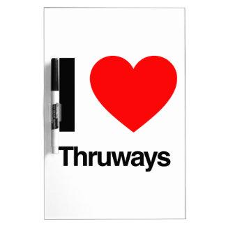 amo thruways pizarras blancas de calidad