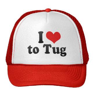 Amo tirar gorras de camionero
