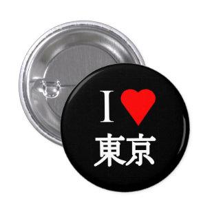 Amo Tokio Chapa Redonda 2,5 Cm