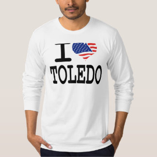 Amo Toledo Camisas