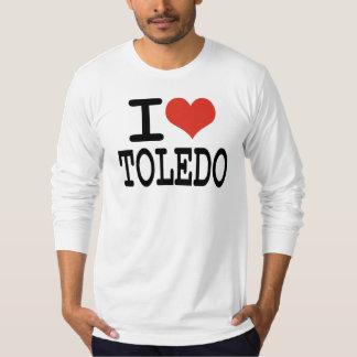 Amo Toledo Camiseta