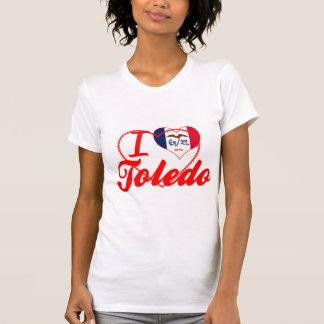 Amo Toledo, Iowa Camiseta