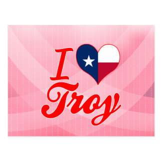 Amo Troy, Tejas Postal