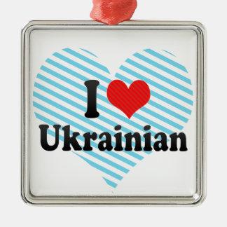 Amo ucraniano adorno para reyes