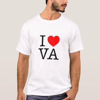 Amo VA Virginia Camiseta