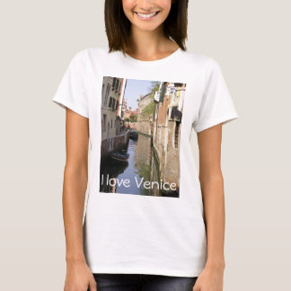 Amo Venecia Camiseta