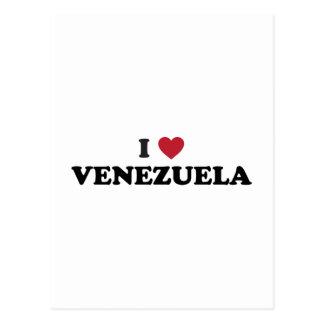 Amo Venezuela Postales