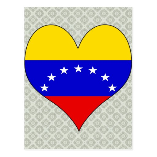 Amo Venezuela Postal