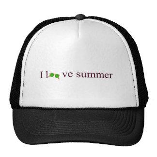 Amo verano gorro