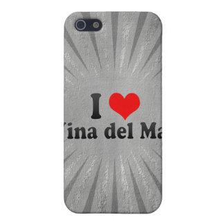 Amo Vina del Mar, Chile iPhone 5 Cárcasa