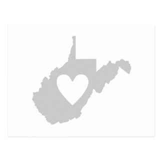 Amo Virginia Occidental Postal