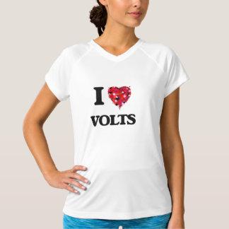 Amo voltios camiseta