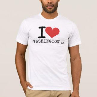 Amo Washington DC Camiseta