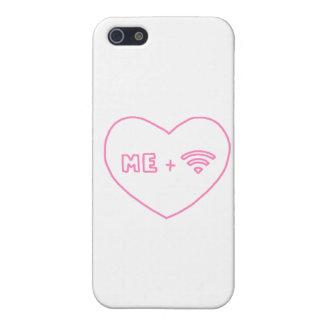 amo wifi iPhone 5 cárcasa