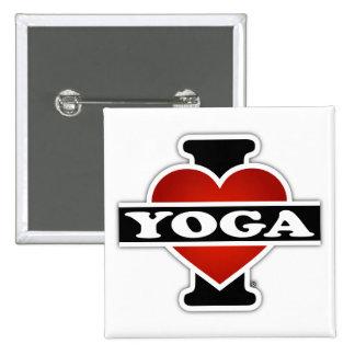 Amo yoga chapa cuadrada 5 cm
