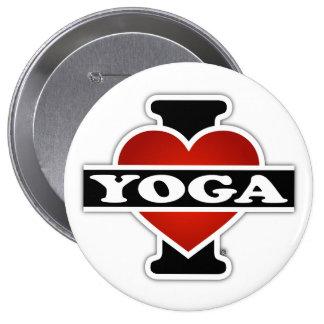 Amo yoga chapa redonda de 10 cm