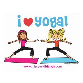 amo yoga postal