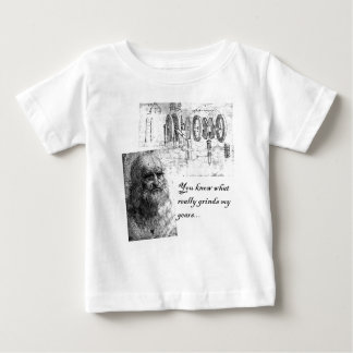 Amoladora del engranaje camisetas