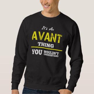 Amor a ser camiseta de AVANT