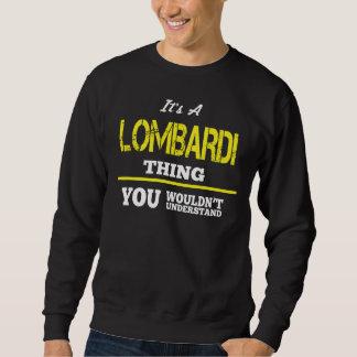 Amor a ser camiseta de LOMBARDI