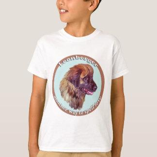 Amor adolescente de Leonberger Camiseta