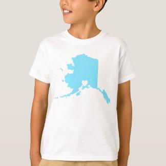 Amor Anchorage Alaska Camiseta