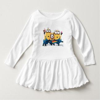 amor art2 de los niños vestido