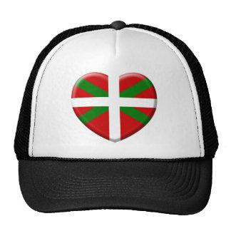 amor bandera País Vasco Gorra