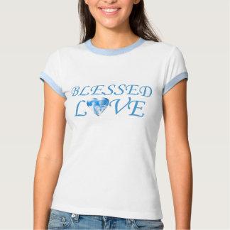 Amor bendecido camiseta