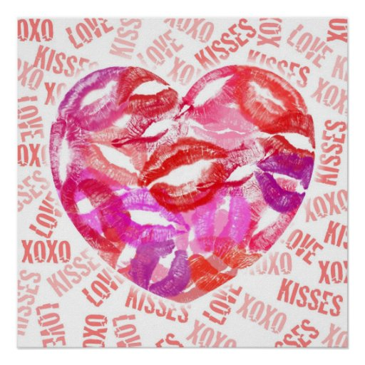 Love Kisses Xoxo