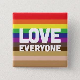 Amor cada uno botón