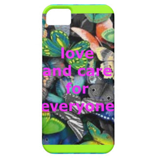 amor cada uno iPhone 5 Case-Mate cobertura