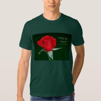 """""""Amor"""" Camiseta de Dios es"""