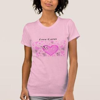 Amor Cares_ Camiseta
