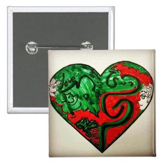 Amor Chapa Cuadrada 5 Cm