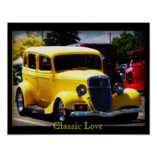 Amor clásico póster