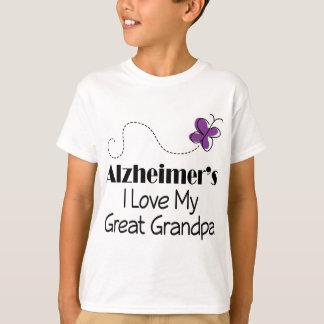 Amor de Alzheimers I mi gran abuelo Camiseta