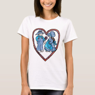 Amor de Amish Camiseta