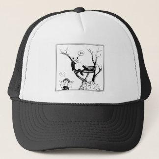 Amor de bambú gorra de camionero