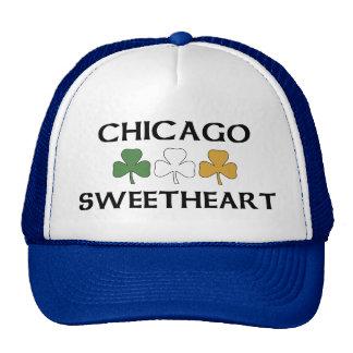 Amor de Chicago del irlandés Gorro De Camionero