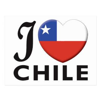 Amor de Chile Postal