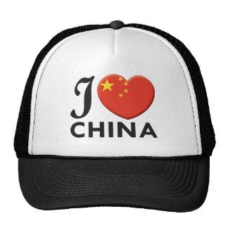 Amor de China Gorro De Camionero