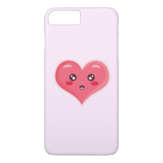 Amor de Kawaii Funda iPhone 7 Plus
