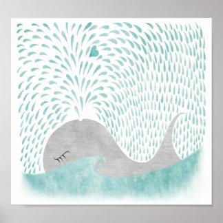 Amor de la ballena posters