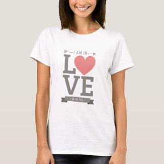 amor de la camiseta