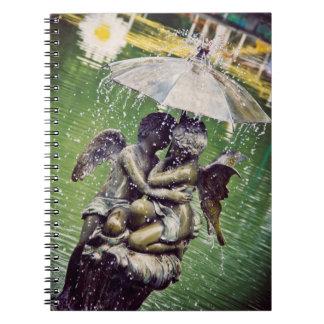 Amor de la fuente cuadernos